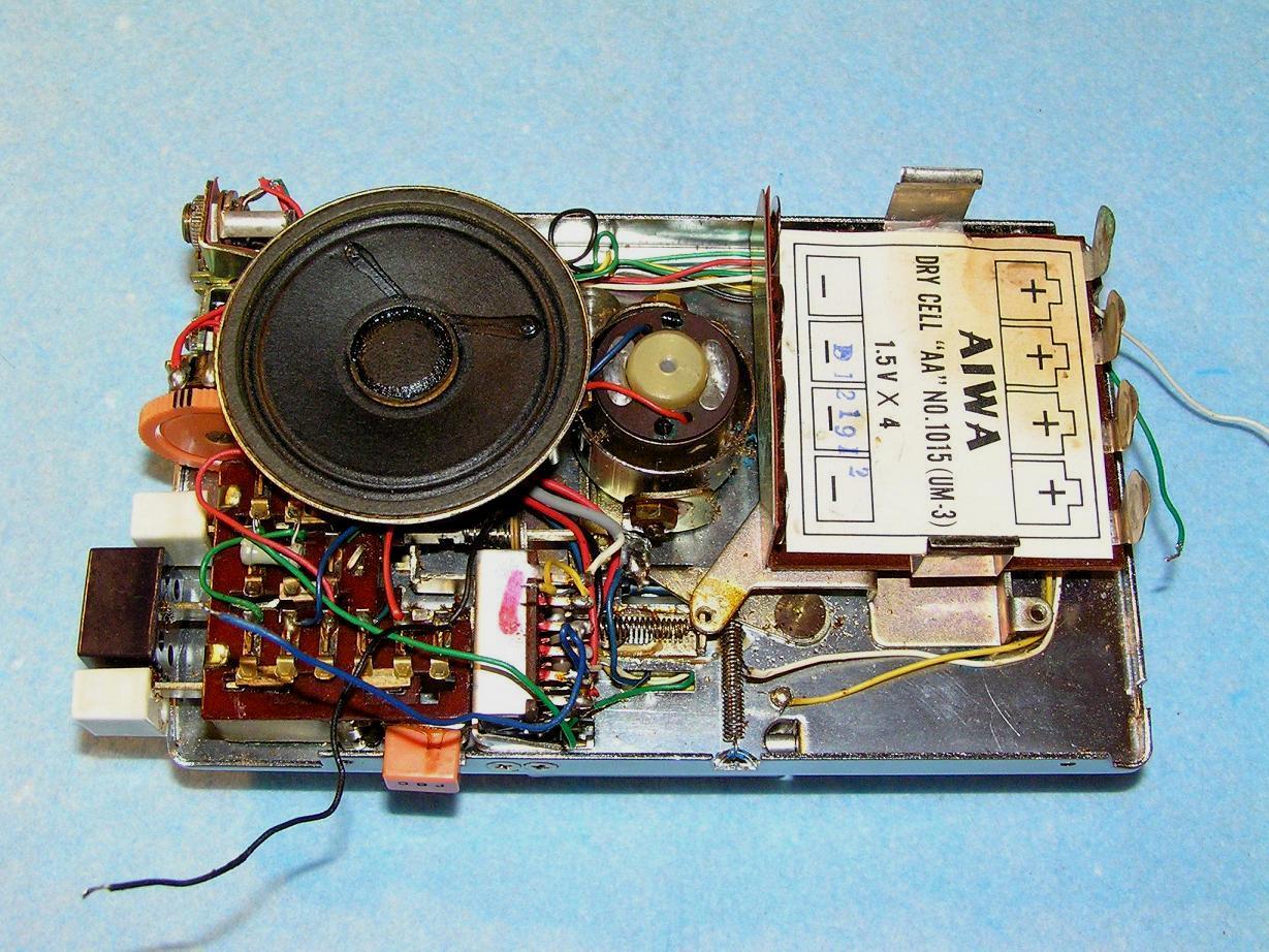 Vintage Technics Aiwa Tp 60r Wiring Diagram Photo Instructions Found On The Internet