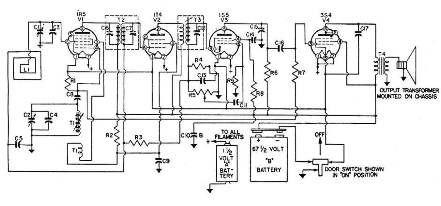 Schematic_diagram_Emerson_508_big vintage technics, emerson 508 technics wiring diagram at nearapp.co