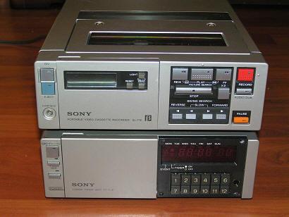 Sony Betamax SL-F1E & Tuner