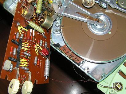 Vintage Technics Telefunken 600